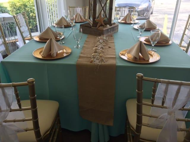 Seashells Starfish And Summer Days Chairs For Affairs